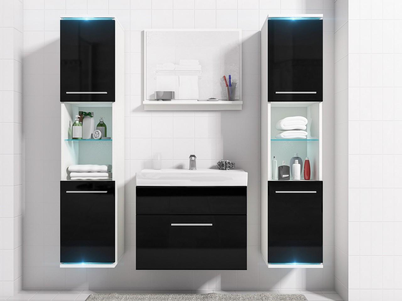 Badezimmermöbel DUO 1 - MOEBLINE.DE