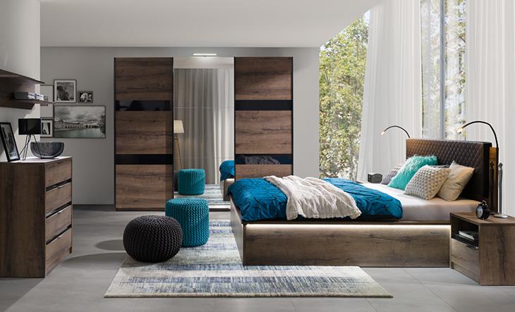 dv1 schiebeschrank mir spiegel denver moebline de. Black Bedroom Furniture Sets. Home Design Ideas